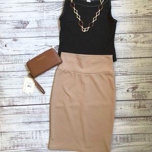 LuLaRoe Skirts - Lularoe Pencil Skirt sz XS
